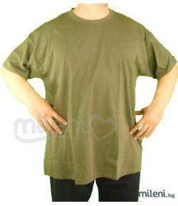 Мъжка Тениска Голям Номер - Диър 401- Големи Размери - 3XL, 4XL, 5XL, 6XL