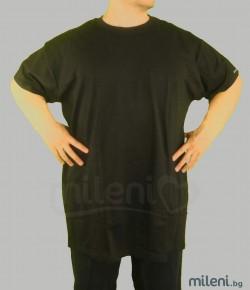 Мъжка Тениска Голям Размер Диър 401+10см- Големи Размери - 3XL
