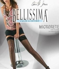 Силиконови Чорапи Bellissima - Microrete (ситна мрежа)