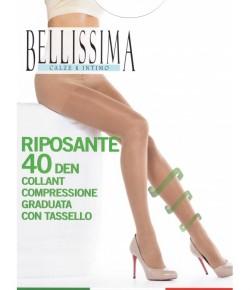 Чорапогащи  (чорапогащник)  Bellissima 40 Den Riposante - 3 Броя